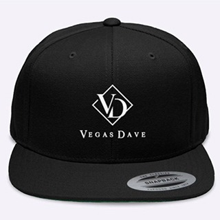 Vegas Dave Merchandise ( Hats, Shirts, Hoodies )