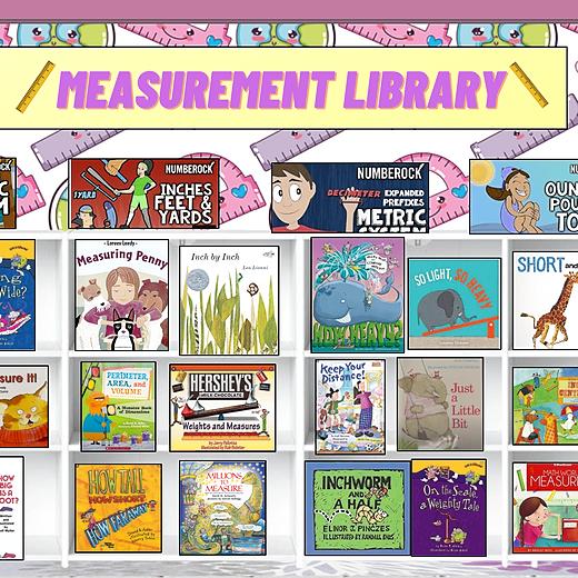 Miss Hecht Teaches 3rd Grade Measurement Link Thumbnail | Linktree