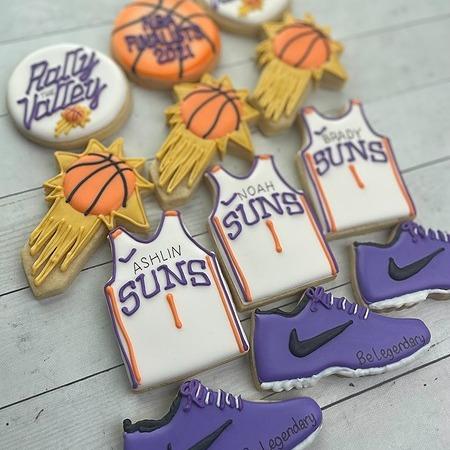 @CookieMill Phoenix Suns Cookies!  Link Thumbnail | Linktree