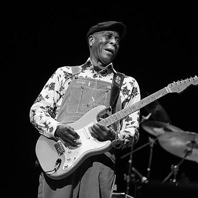 Buddy Guy ~ Blues Legend