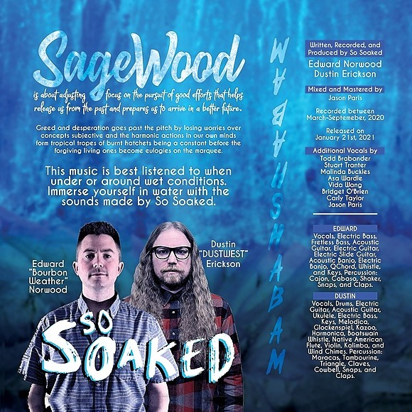 @dustwest Sagewood on Cassette Tape Link Thumbnail | Linktree