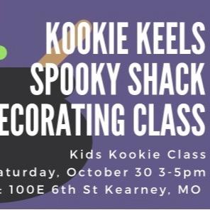 Kookie Keels Spooky Shack Class Tickets! Link Thumbnail | Linktree