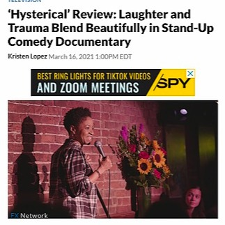 'Hysterical' Review on  FX  Airs  April 2nd Next Day on Hulu