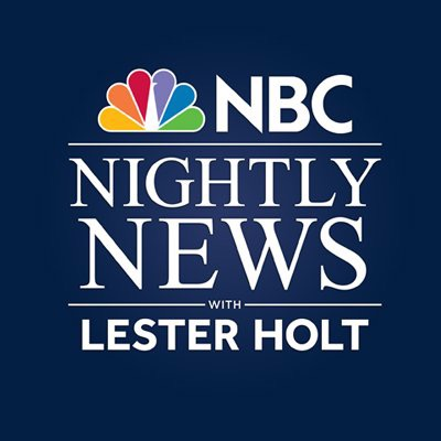 When Lester Holt Calls, You Answer (Met My Idol)