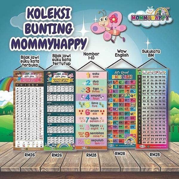 Ibu² Jom tengok² MommyHappy Nak Order Book Link Thumbnail | Linktree