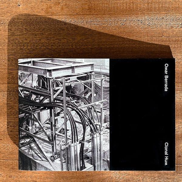 Omar Berrada Clonal Hum (poetry book) Link Thumbnail   Linktree