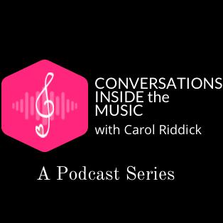 CONVERSATIONS INSIDE the MUSIC (CONVERSATIONSINSIDEtheMUSIC) Profile Image | Linktree