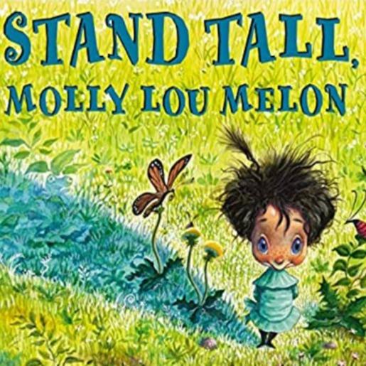 Stand Tall Molly Lou Mellon