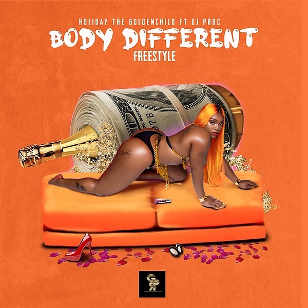 Body different freestyle