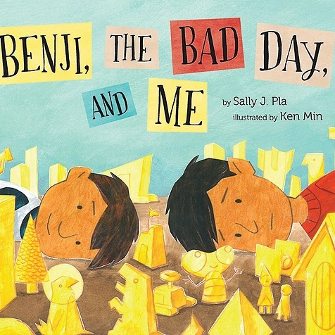 Video: Read-Aloud of Benji, The Bad Day, and Me