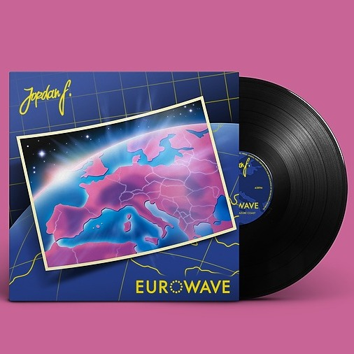 @jordanfmusic PRE-ORDER: EUROWAVE (LIMITED EDITION VINYL) Link Thumbnail | Linktree