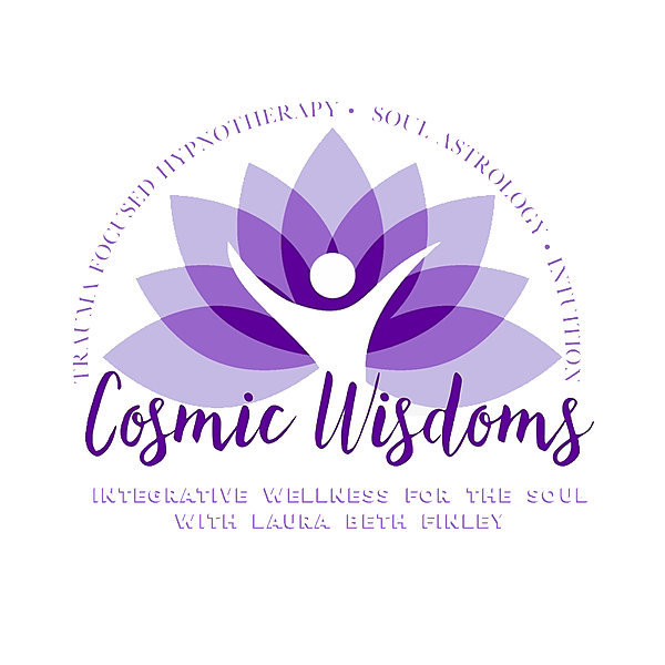 @Laurabethfinley Cosmic Wisdoms Website Link Thumbnail | Linktree