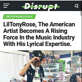 @LILT💍NYR🌺SE Disrupt Magazine (Entrepreneurship) Link Thumbnail | Linktree