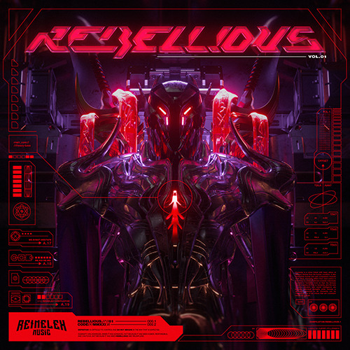 Reinelex Music  Rebellious Vol. 1 [OUT NOW] Link Thumbnail | Linktree