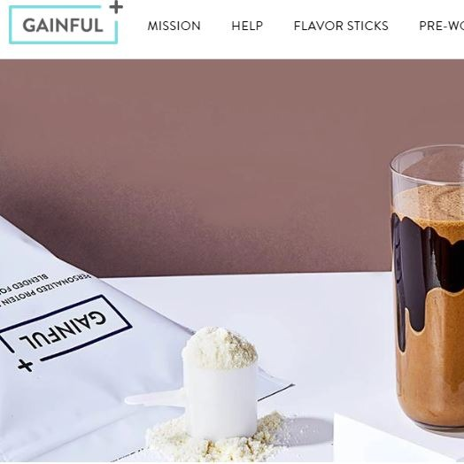 Gainful+ Custom Protein Mix