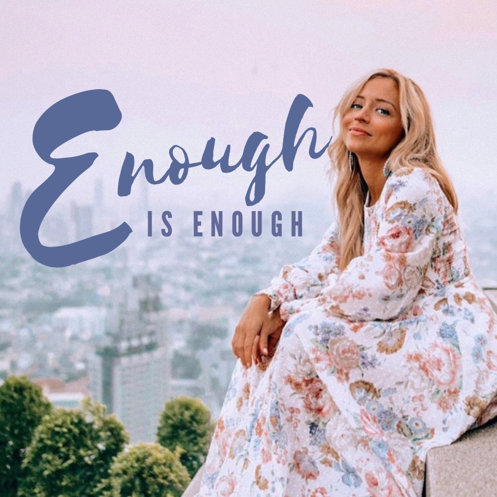 MY PODCAST Enough is Enough