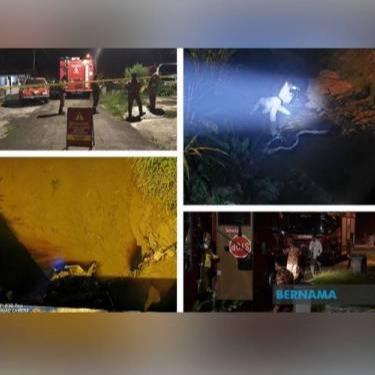 @sinar.harian Bau busuk seolah-olah toksik gemparkan penduduk Link Thumbnail | Linktree