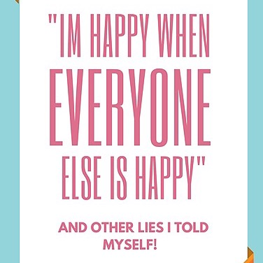 """@Natalieb29 New Book - """"Im happy when everyone else is happy"""" and other lies I told myself! Link Thumbnail   Linktree"""