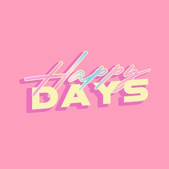 @lozchaidesign Happy Days tees & hoodies Link Thumbnail   Linktree