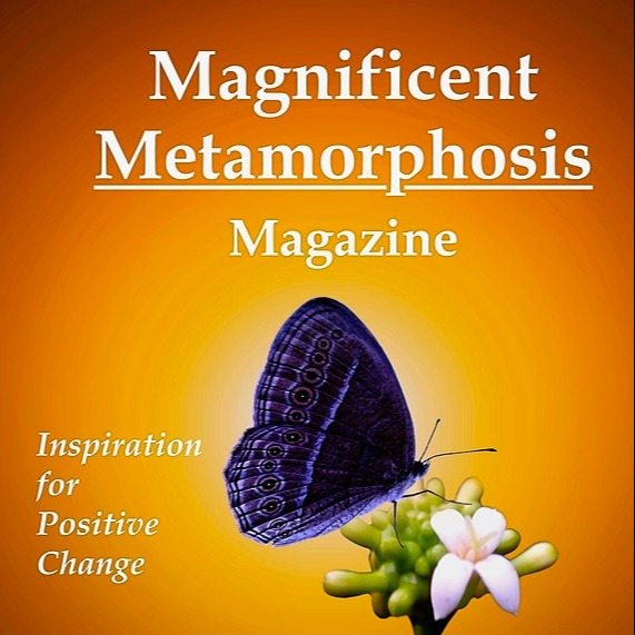Elizabeth Lykins Magnificent Metamorphosis Magazine Google Play Link Thumbnail | Linktree