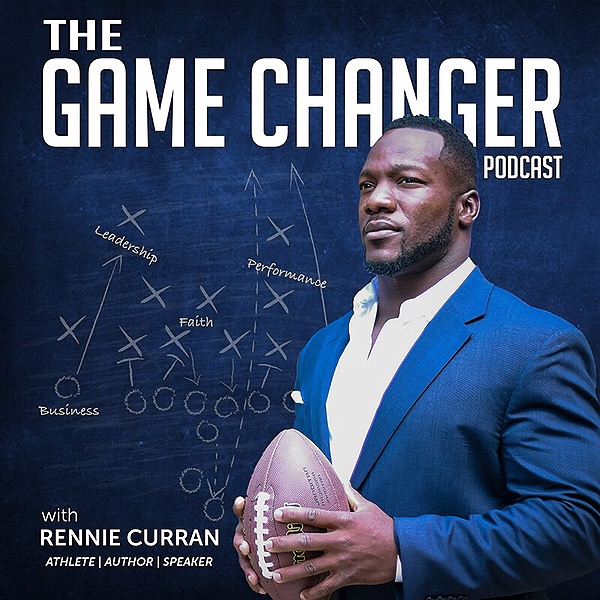 @renniecurran Listen to The Game Changer Podcast Link Thumbnail   Linktree
