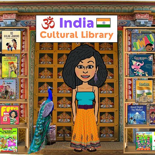 Miss Hecht Teaches 3rd Grade India Link Thumbnail | Linktree