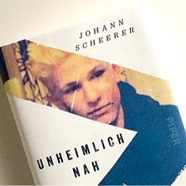 "Lesung ""Unheimlich Nah"" - Hamburg"