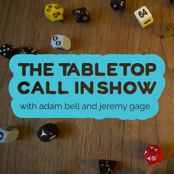 Jeremy Gage Tabletop Call-in Show Link Thumbnail   Linktree