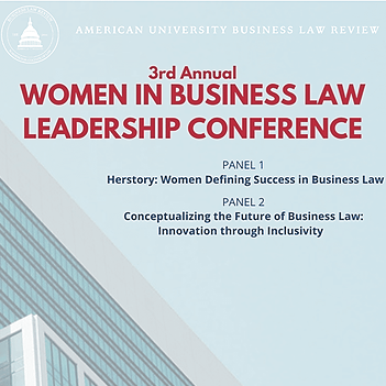 REGISTER: Conceptualizing the Future of Business Law:  Innovation through Inclusivity (Afternoon Session—3/26/21)