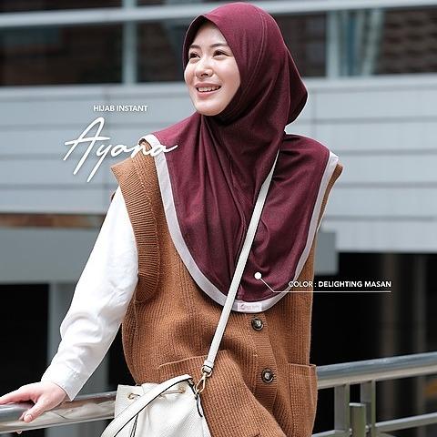 GERAI SAFFA Order Hijab Ayana Link Thumbnail | Linktree