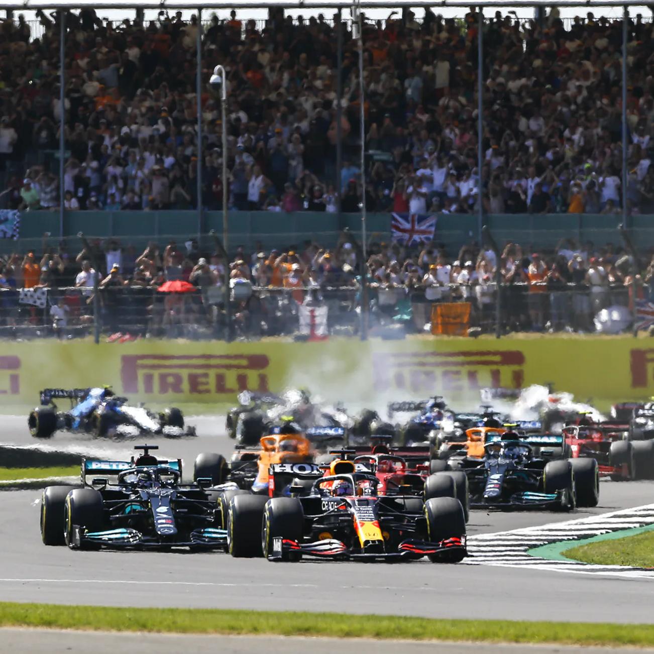 Joe McCormick DriveTribe: F1 2021 Season Review - Britain Link Thumbnail | Linktree