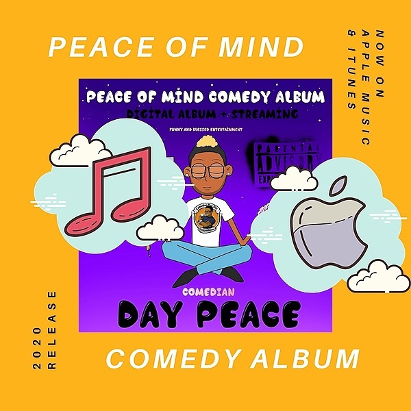 Day Peace Comedy Apple Users   iTunes & Apple Music  Link Thumbnail   Linktree
