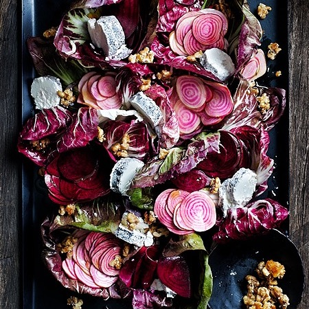 @donna.hay Pickled beetroot radicchio salad Link Thumbnail   Linktree
