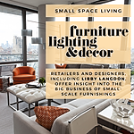 Furniture & Lighting Decor: Small Spaces