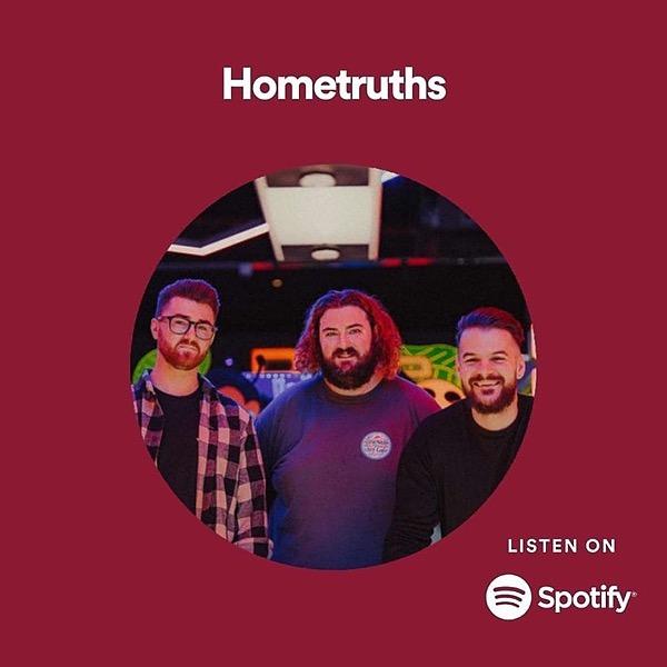 @Hometruths Spotify Link Thumbnail | Linktree