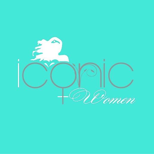 Inspirational Speaker & Author Iconic Women Webpage Link Thumbnail | Linktree