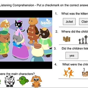 @RebeccaAllgeier 2 minute Shakespeare stories - with comprehension questions Link Thumbnail | Linktree
