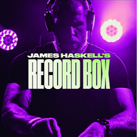 James Haskell's Record Box