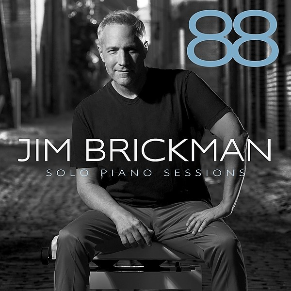 Jim Brickman 88 SOLO: PIANO SESSIONS  NEW ALBUM (Physical CD) Link Thumbnail | Linktree