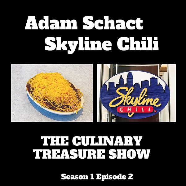 Adam Schact Skyline Chili  - Culinary    Treasure Show Season 1 Episode 2