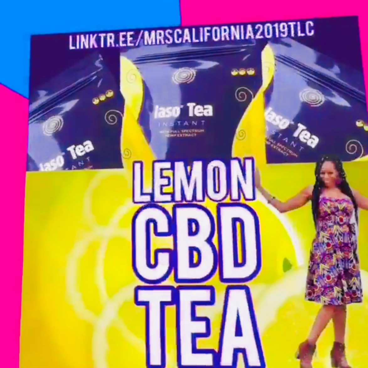 5 Lbs in 5 Days: Lemon CBD Detox Tea