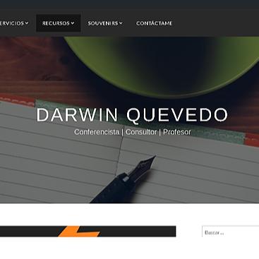 darwinquevedo.com
