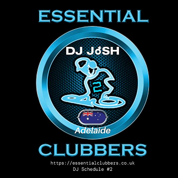 @djjoshadelaide Essential Clubbers Radio (live stream) Link Thumbnail | Linktree