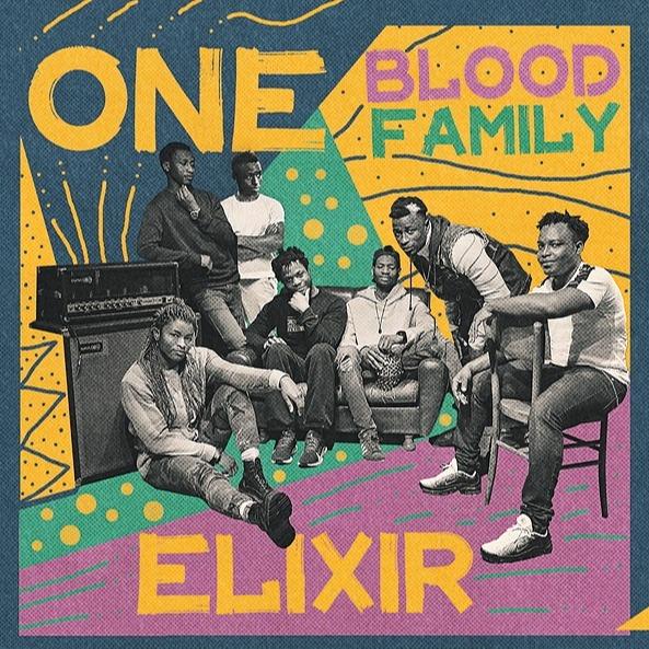 One Blood Family // OBF Listen ELIXIR // Deezer Link Thumbnail | Linktree