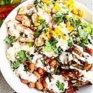Shrimp Burrito Bowl Recipe