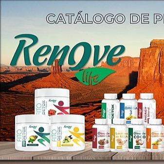 @renovelifeoficial Rótulos do produtos e Logomarca Link Thumbnail | Linktree