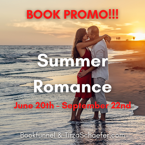 SUMMER ROMANCE Book Promotion 20 June - 22 September