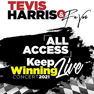 Keep Winning Live Concert Tickets (VIP & General Admission)