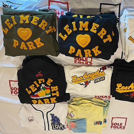 SOLE FOLKS LEIMERT PARK Merchandise Link Thumbnail | Linktree