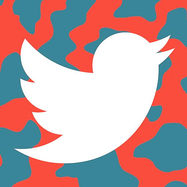 Liberty Rising auf Twitter